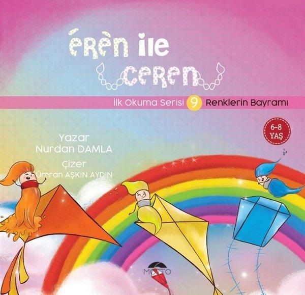 Eren ile Ceren İlk Okuma Serisi 9 - Renklerin Bayramı.pdf