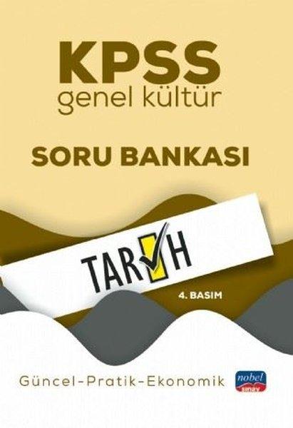 KPSS Genel Kültür Soru Bankası Tarih - Güncel - Pratik - Ekonomik.pdf