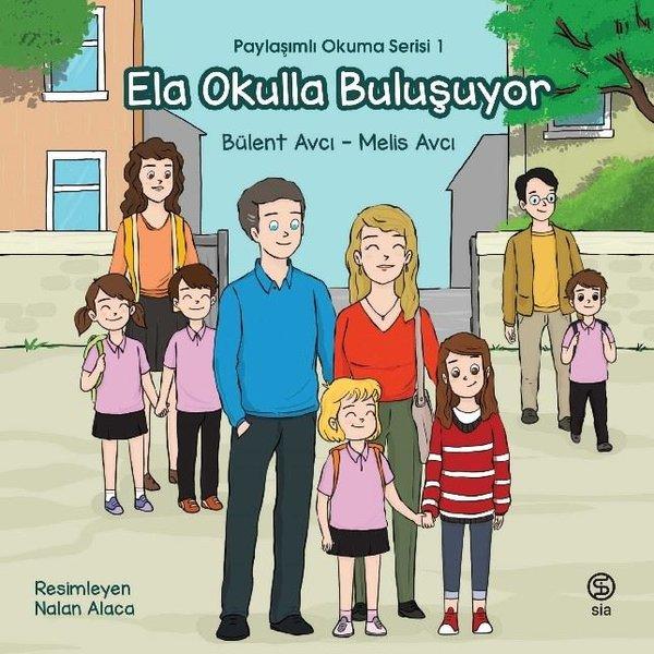 Ela Okulla Buluşuyor - Paylaşımlı Okuma Serisi 1.pdf