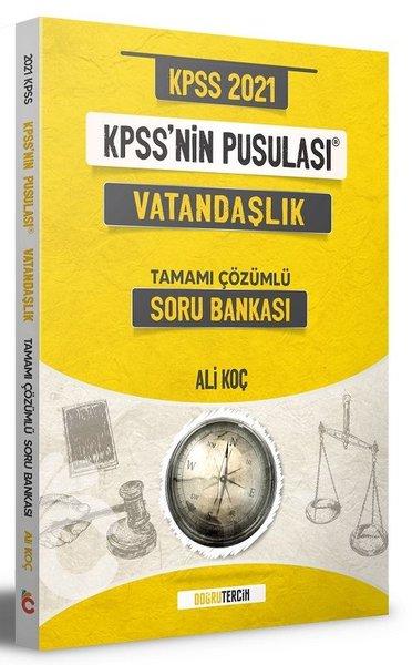 2021 KPSSnin Pusulası Vatandaşlık Tamamı Çözümlü Soru Bankası.pdf