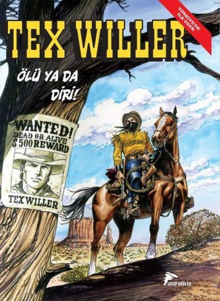 Tex Willer No 1 - Ölü ya da Diri!.pdf