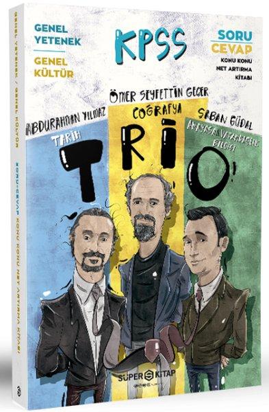 KPSS Genel Kültür Trio Soru Cevap Net Arttırma Kitabı.pdf