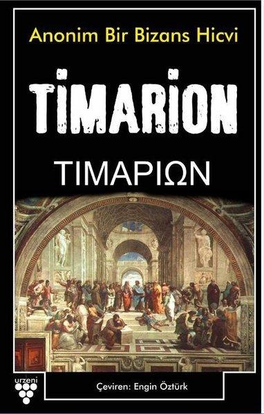 Timarion - Anonim Bir Bizans Hicvi.pdf