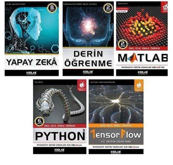 Yapay Zeka Mühendisliği Seti 2 - 5 Kitap Takım.pdf