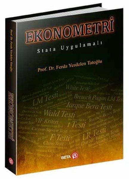 Ekonometri - Stata Uygulamalı.pdf