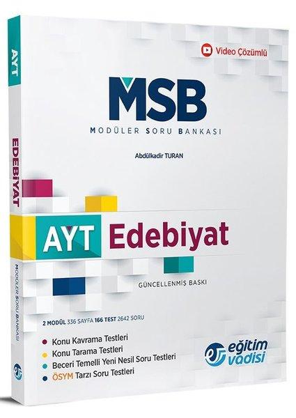 AYT Edebıyat Msb Modüler Soru Bankası.pdf
