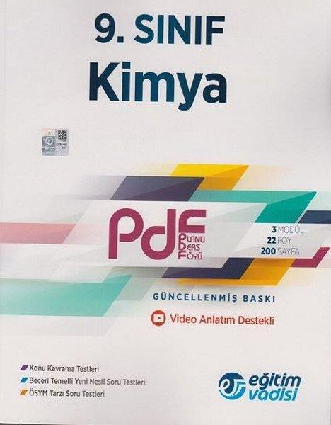 9.Sınıf Kimya  Planlı Ders Föyü Video Anlatım Destekli.pdf