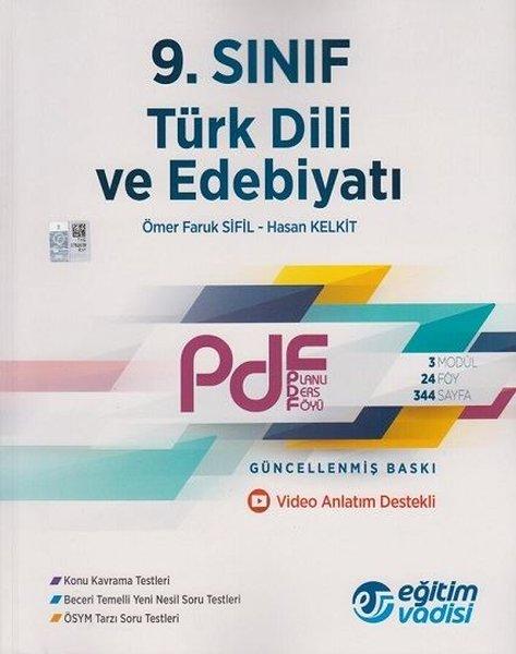 9.Sınıf Turk Dili Ve Edebiyatı  Planlı Ders Föyü Video Anlatım Destekli.pdf