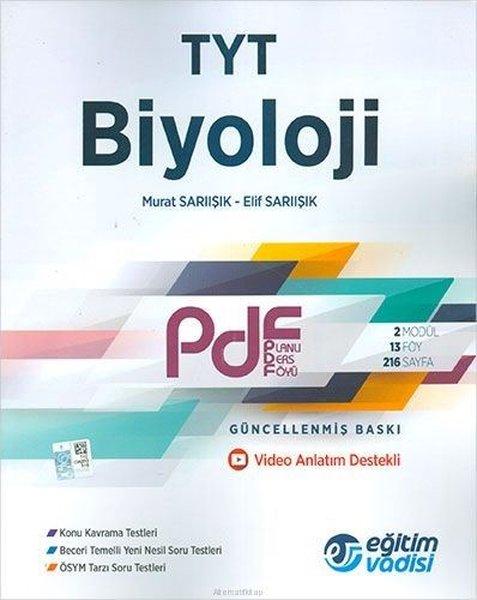 TYT Biyoloji  Planlı Ders Föyü Video Anlatım Destekli.pdf