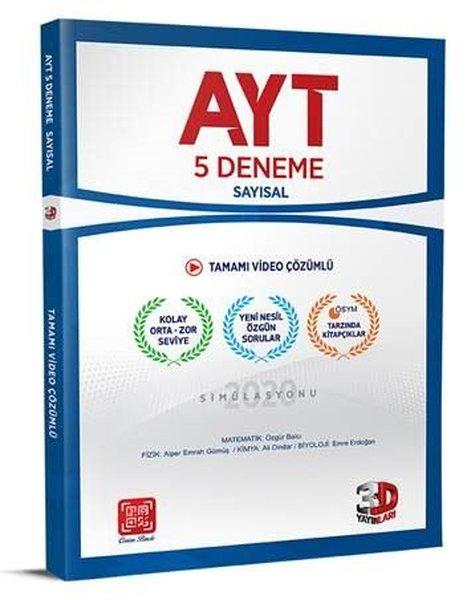 AYT Sayısal 5 Li Paket Deneme.pdf