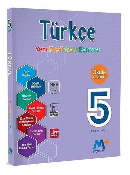 5.Sınıf Türkçe Yeni Nesil Soru Bankası.pdf