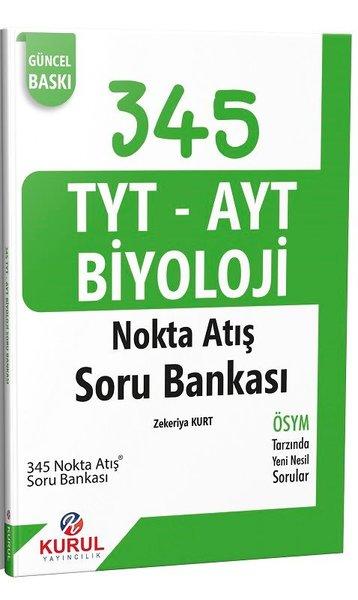 345 TYT AYT Biyoloji Nokta Atış Soru Bankası.pdf