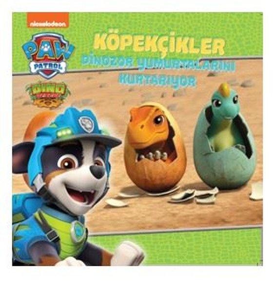 Paw Patrol - Köpekçikler Dinozor Yumurtalarını Kurtarıyor.pdf