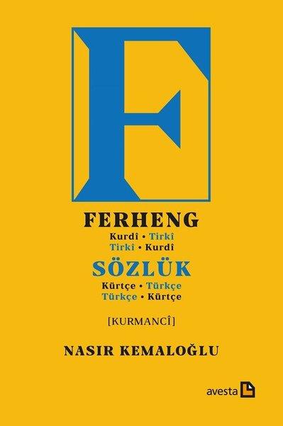 Ferheng Kürtçe Türkçe - Türkçe Kürtçe Sözlük.pdf