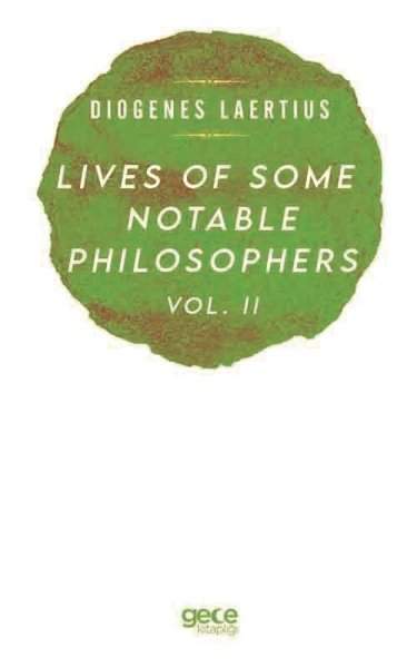 Lives of Some Notable Philosophers Vol - 2.pdf