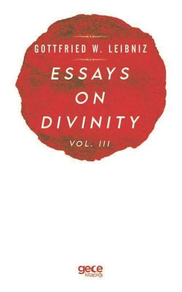 Essasys on Divinity Vol - 3.pdf