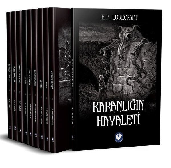 Gotik Edebiyat Seti - 10 Kitap Takım - Kutulu.pdf