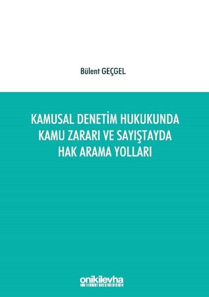 Kamusal Denetim Hukukunda Kamu Zararı ve Sayıştayda Hak Arama Yolları.pdf