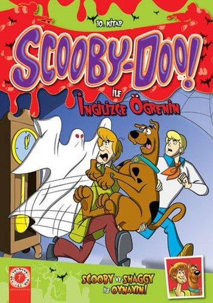 Scooby-Doo! İle İngilizce Öğrenin 10.Kitap - Scooby ve Shaggy ile Oynayın.pdf