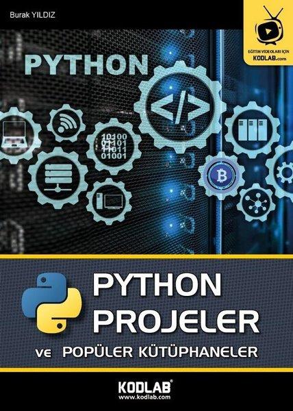 Python Projeler ve Popüler Kütüphaneler.pdf