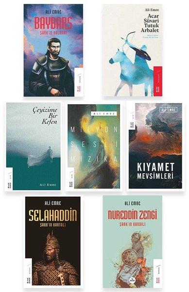 Ali Emre Seti - 7 Kitap Takım - Çanta Hediyeli.pdf