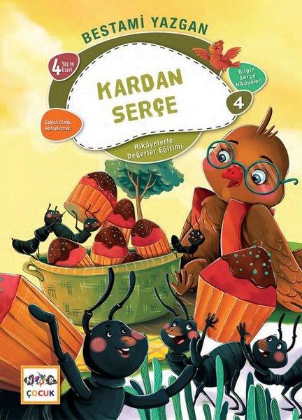 Kardan Serçe - Hikayelerle Değerler Eğitimi 4.pdf