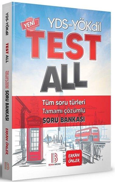 YÖKDİL - YDS Test All Tüm Soru Türleri Özgün Soru Bankası.pdf