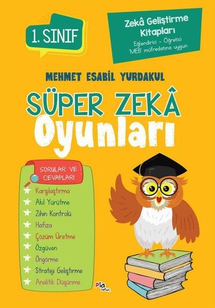 Süper Zeka Oyunları 1. Sınıf.pdf