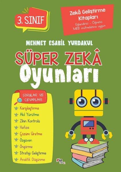 Süper Zeka Oyunları 3. Sınıf.pdf