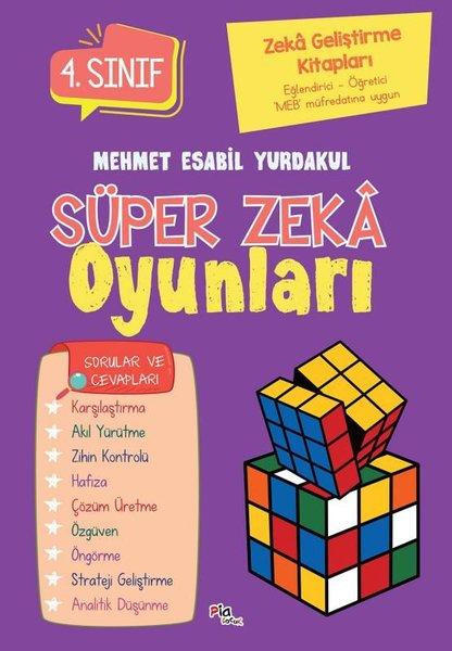 Süper Zeka Oyunları 4. Sınıf.pdf