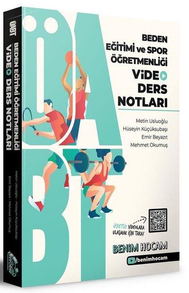 2021 ÖABT Beden Eğitimi ve Spor Öğretmenliği Video Ders Notları.pdf