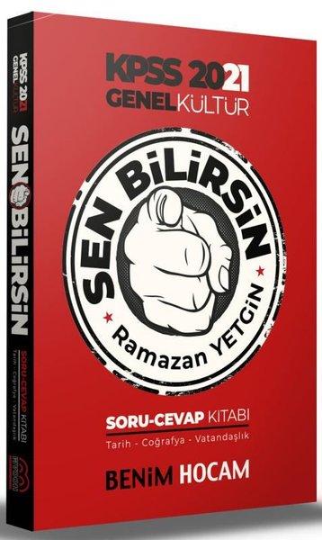 KPSS 2021 Genel Kültür Sen Bilirsin Tarih - Coğrafya - Vatandaşlık Soru Cevap Kitabı.pdf