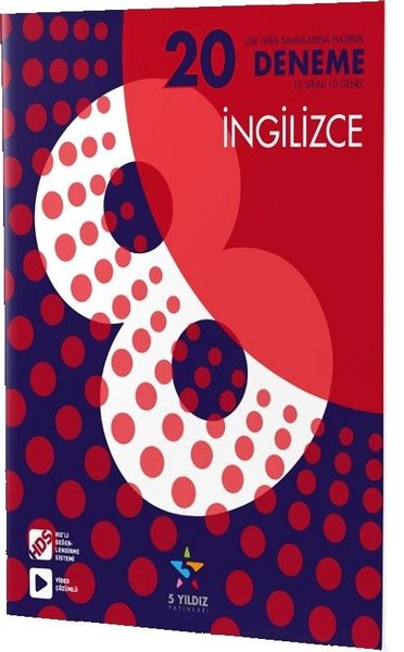 8.Sınıf LGS İngilizce 20li Deneme.pdf