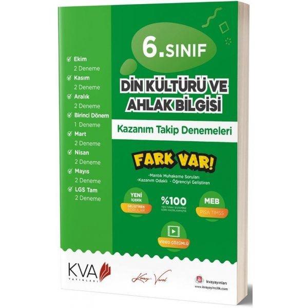 6. Sınıf Din Kültürü Ve Ahlak Bilgisi Kazanım Takip Denemeleri.pdf