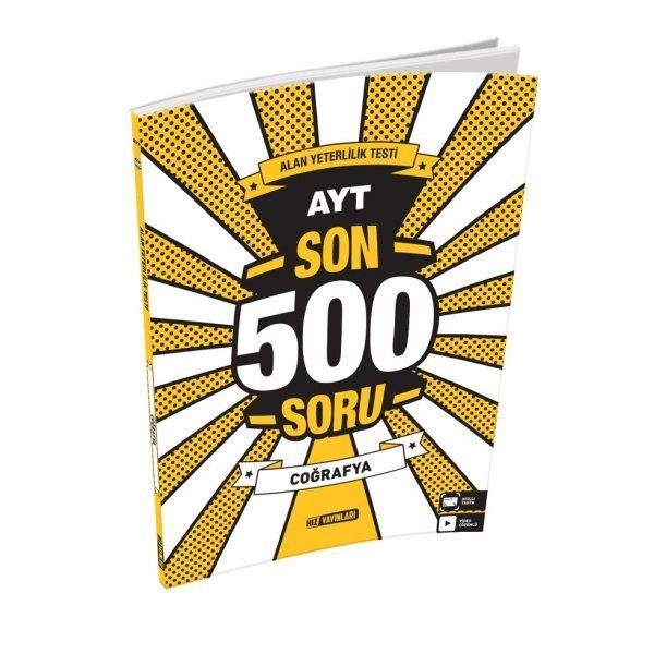 AYT Son 500 Soru - Coğrafya.pdf