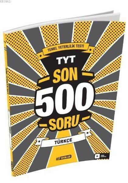 TYT Son 500 Soru - Türkçe.pdf