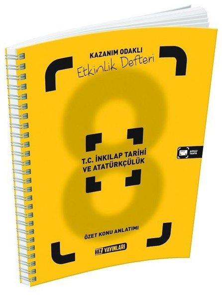 8. Sınıf T.C. İnkılap Tarihi ve Atatürkçülük Etkinlik Defteri - Özet Konu Anlatımı.pdf