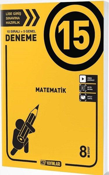 8. Sınıf Matematik 15li Deneme.pdf