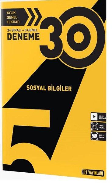 5. Sınıf Sosyal Bilgiler 30lu Deneme.pdf