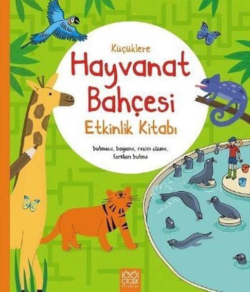 Küçüklere Hayvanat Bahçesi Etkinlik Kitabı.pdf