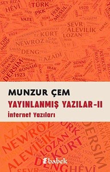 Yayınlanmış Yazılar - 2 İnternet Yazıları.pdf