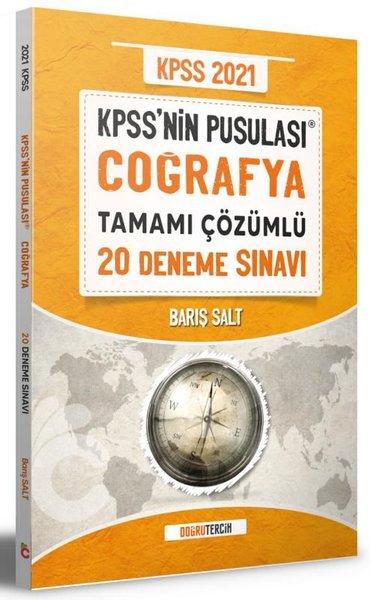 2021 KPSSnin Pusulası Coğrafya Tamamı Çözümlü 20 Deneme Sınavı.pdf