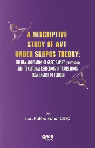 A Descriptive Study of Avt Under Skopos Theory.pdf
