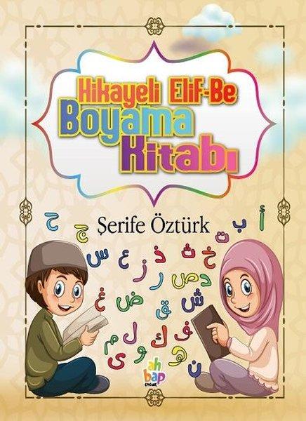 Hikayeli Elif-Be Boyama Kitabı.pdf