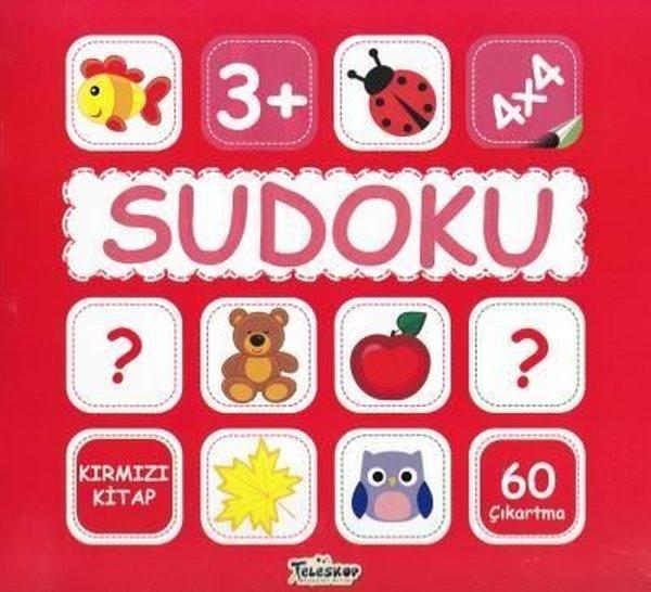 Sudoku 4x4 - Kırmızı Kitap.pdf