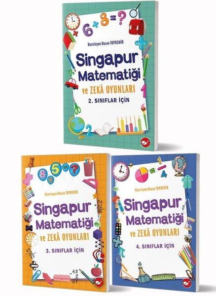 Singapur Matematiği ve Zeka Oyunları Seti - 3 Kitap Takım.pdf