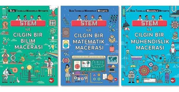 Stem ile Çılgın Maceralar Seti - 3 Kitap Takım.pdf