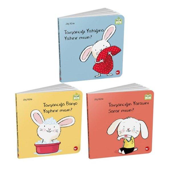 0-3 Yaş Resimli İnteraktif Çocuk Kitapları Set 1 - 3 Kitap Takım.pdf