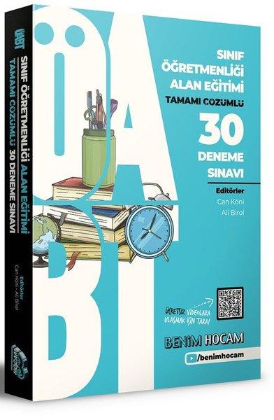 2021 ÖABT Sınıf Öğretmenliği Alan Eğitimi Tamamı Çözümlü 30 Fasikül Deneme.pdf