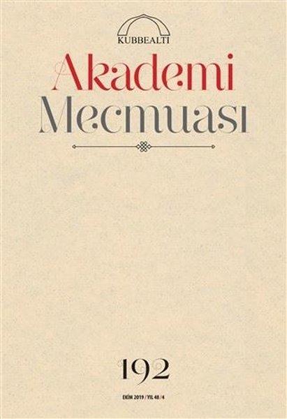 Akademi Mecmuası Sayı - 192.pdf